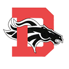 Dansville Senior High School logo