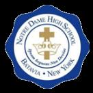 Notre Dame High School - Batavia logo