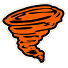 Booker T. Washington High School logo