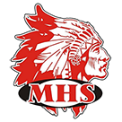 Minatare High School logo