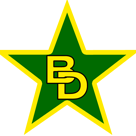 Bishop Donahue High School logo