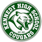 John F. Kennedy Senior High School logo