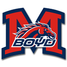 McKinney Boyd High School logo