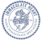 Immaculate Heart High School logo
