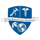 Asa Philip Randolph High School logo