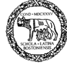 Boston Latin School logo