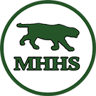 Mountain Heritage High School logo