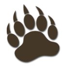 Formerly Bear Lodge High School logo