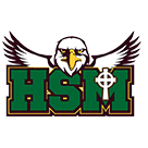 Holy Savior Menard Central High School logo
