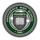 Providence High School logo