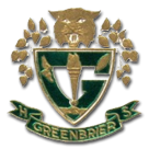 Greenbrier High School logo