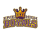Erie High School logo