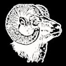 Roseau High School logo
