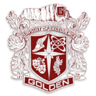 Golden High School logo