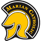 Marian Catholic High School logo