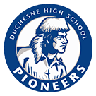 Duchesne High School logo