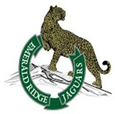 Emerald Ridge High School logo