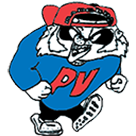 Powder Valley High School logo
