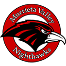 Murrieta Valley High School logo