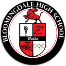 Bloomingdale High School logo