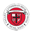 Valley Lutheran High School logo