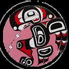 Kake High School logo
