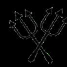 Mamou High School logo