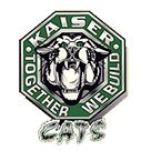 Kaiser High School logo