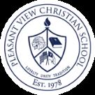 Pleasant View Christian School logo