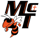 McGill-Toolen Catholic High School logo