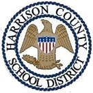 Harrison County School District logo