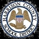 Harrison County School District logo