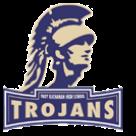 Troy Buchanan High School logo