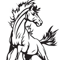 Bridgeport High School logo