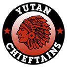 Yutan High School logo