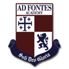 Ad Fontes Academy logo