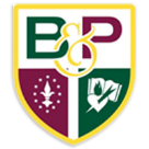 Monsignor Bonner and Archbishop Prendergast Catholic logo