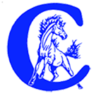 Crane Union High School logo