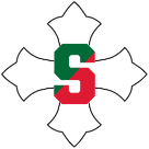St. Stephen & St. Agnes School logo