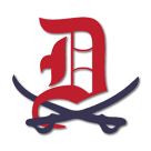 Dinwiddie High School logo
