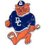 Dickson County High School logo