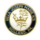 Villa Joseph Marie High School logo