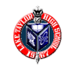 Lake Taylor High School logo