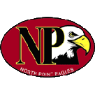 North Point High School logo