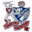 Gilmer County High School logo