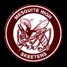 Mesquite High School logo