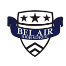 Bel Air High School logo