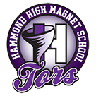 Hammond High Magnet School  logo