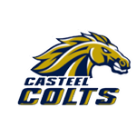 Casteel High School logo