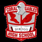 Coral Gables High School logo